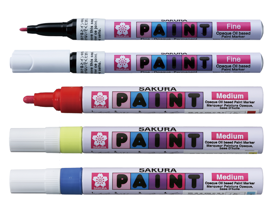 Paint Marker|sakura Color Products Corp
