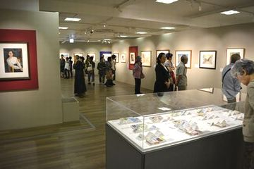 "Exhibition ""Masterpieces of Cray-Pas Works"""